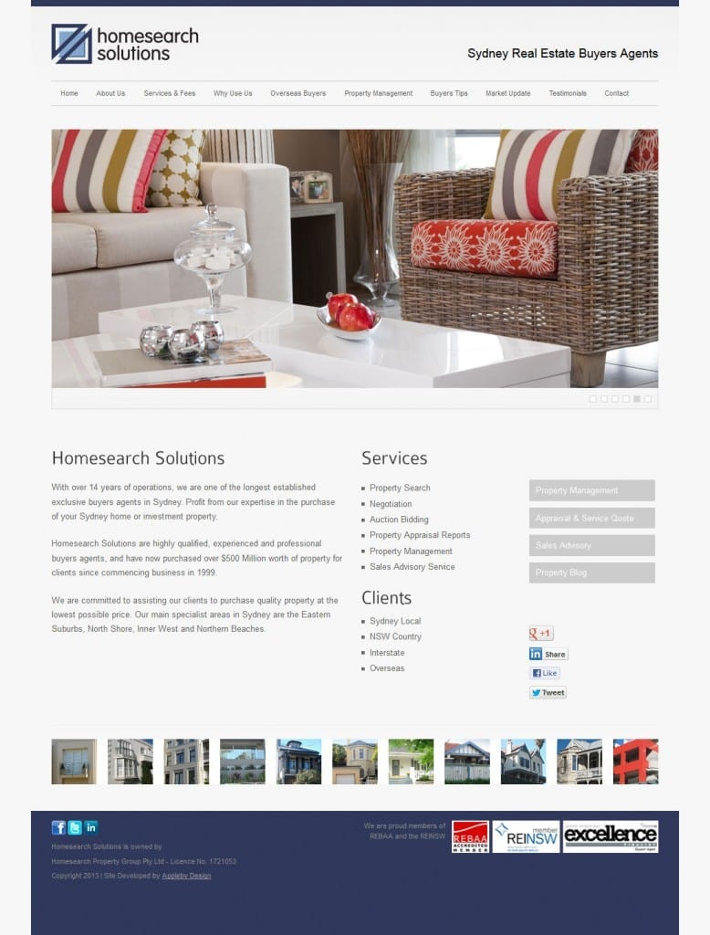 Homesearch Solutions