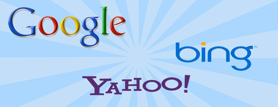 What's the second biggest search engine?