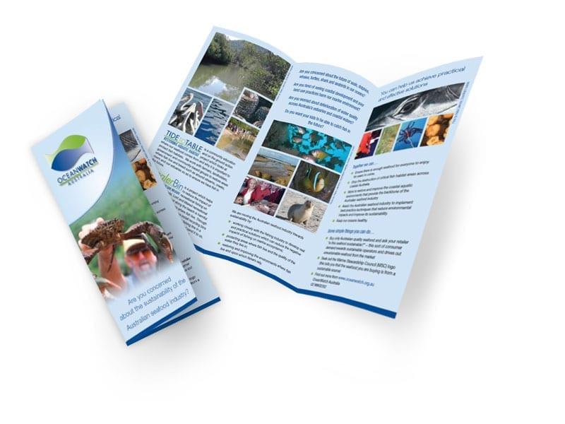 OceanWatch Australia brochure