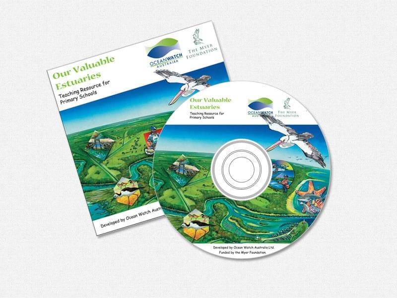 OceanWatch Australia CD