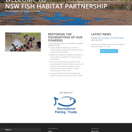 NSW Fish Habitat Partnership