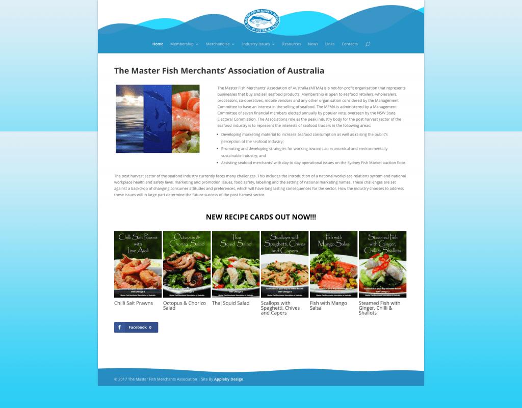 The Master Fish Merchants Association of Australia